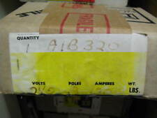 Square D Circuit Breaker, 3 Pole, 20A, 240V A1B 320 NEW 19 available