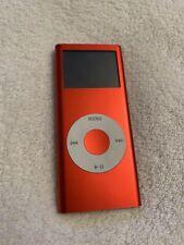 Apple iPod Nano 2nd Generation (PRODUCT) RED (4GB)