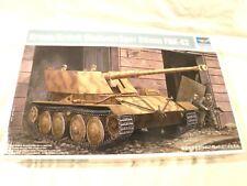 1/35 Trumpeter German Krupp / Ardelt Waffentrager 88 mm PAK 43 w/ Metal Barrel