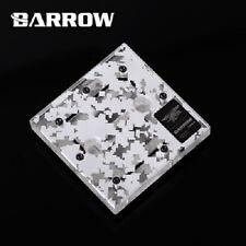 Barrow Intel CPU mimetizzata Acrilico Blocco Acqua