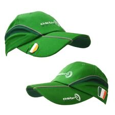 Ireland Flag Crested Golf Cap With Magnetic Ball Marker by Asbri Golf