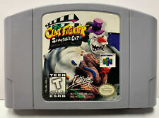 Clay Fighter Sculptors Cut Nintendo 64 Authentic Cartridge Only N64 By Interplay