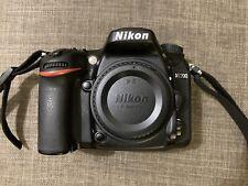 Nikon D7200 24.2 MP Digital SLR Camera Body Only - Black