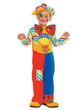 Disfraz payaso infantil niño talla 7 8 9 años