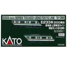 Kato 10-1269 Tokaido Line E233 3000 Ueno Tokyo Add-On 2 Cars Set B - N