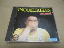 "CD ""LES INOUBLIABLES DE COLUCHE"" 10 sketches"