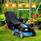 Waterproof Lawn Mower Cover Outdoor UV Protector Universal Fit for Push Mower