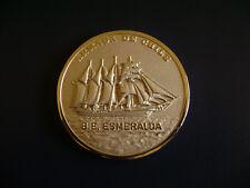 ARMADA DE CHILE B.E. ESMERALDA CHALLENGE COIN