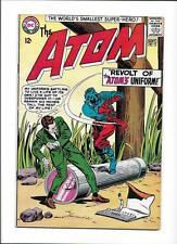 "ATOM #14 [1964 VG+] ""REVOLT OF THE ATOM'S UNIFORM!"""
