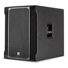 RCF Sub 8003-as II 18 Inch Bass Reflex Active DJ Sub Powered Subwoofer 2200w