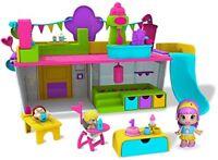 Pinypon Baby Party Sala de Fiestas Incluye 2 Bebes y 1 Figura Pin y Pon NOVEDAD