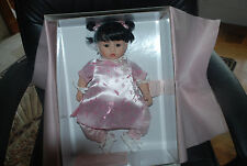 """Perfectly Pink Madame Alexander Asian  14"""" Doll, Baby Alexander Collection"""