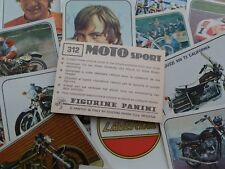 Panini Moto Sport Stickers (1979) - Complete Your Collection