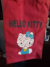 Hello Kitty tote bag, pink