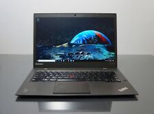 Lenovo ThinkPad X1 Carbon laptop Core i7 3.3Ghz Samsung 256GB SSD Baklit 10 PRO
