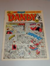 DANDY #2658 OCTOBER 31ST 1992 DC THOMSON BRITISH WEEKLY^