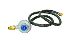 """NEW 47"""" HOSE with REGULATOR LP PROPANE GRILL PARTS REPLACEMENT BBQ KINGS KOOKER"""
