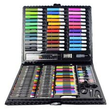 150 Pcs/Set Drawing Tool Kit with Box Painting Brush Art Marker Water Color Pen