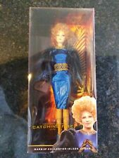 Barbie The Hunger Games Catching Fire Effie Collector Black Label