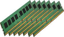 NEW 48GB (6x8GB) Memory PC4-19200 LONGDIMM For DESKTOP PC DDR4-2400MHz