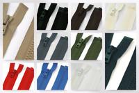 YKK Vislon Open End Chunky Extra Strong Zips - each (VISLON-M)