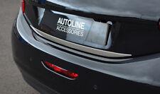 Chrome Arrière Porte Hayon Trim Strip capot pour s'adapter PEUGEOT 208 (2012+)