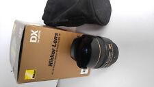 Nikon fisheye grandangolo AF DX 10,5 mm f/2.8G ED