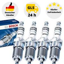 4x Bosch Zündkerzen  0 242 229 660 / FR 8 DCX+Hyundai Kia Mazda Lexus Mitsubishi
