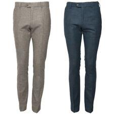 Pantaloni da uomo casual a gamba dritta