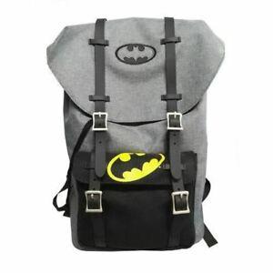 Batman Logo Satchel Backpack