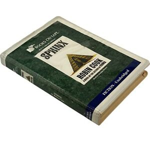 Sphinx by Robin Cook  - Unabridged - Audiobook on 7 Cassettes