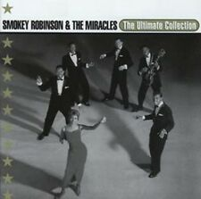 Smokey Robinson And The Miracles - Ultimate (NEW CD)