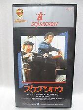 Scarecrow : Al Pacino&Gene Hackman - Japanese original VHS RARE