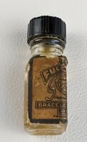 Vintage FULCRUM Bracelet Watch Oil in  Bottle