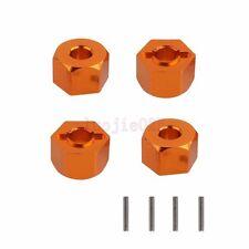 12mm Wheel Hex Hubs Drive Mount 1/10 HPI Bullet 3.0 ST/MT/WR8 Aluminum UP-Parts