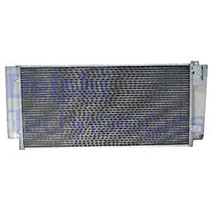 AC Condenser DELPHI Fits FIAT ALFA ROMEO LANCIA CHRYSLER Bravo II Evo 51826520
