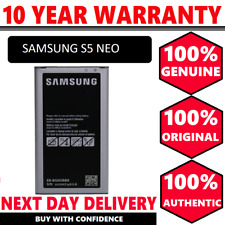 Original Genuine Samsung Galaxy S5 Neo G903F Replacement Battery New