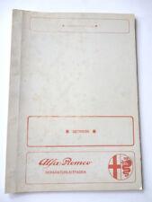 Alfa Romeo - Reparatur-Leitfaden, Reparatur-Anleitung - Schaltgetriebe MONTREAL
