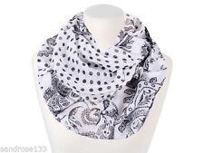Écharpes et châles avec des motifs Cachemire polyester pour femme