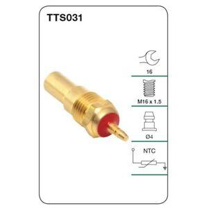 Tridon Water Temperature Sender TTS031 fits Nissan EXA 1.5 I Turbo (N12)