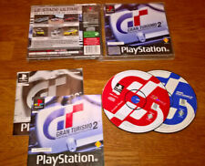 Gran Turismo 2 VF 1er edition [Complet] PS1