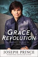 Grace Revolution by Joseph Prince Book Hardcover Christian Living Hardback