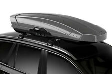 THULE Dachbox Motion XT XL titan glänzend 215x91,5x44cm 500 Liter 629800
