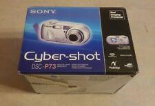 Sony Digital Camera DSC-P73