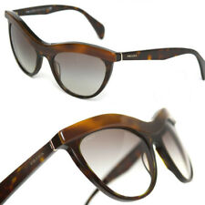 da1ab4b4ec28 PRADA Gradient Cat Eye Brown Sunglasses for Women for sale