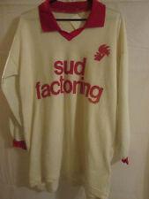 Bari 1981-1982 Sud factoring home football shirt taille XL / 8156