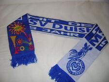 MSV Duisburg scarf vintage 2000 for collectors