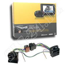 Parrot MKi9200 Bluetooth Freisprechanlage+ Peugeot Radio Adapter Quadlock ab2004