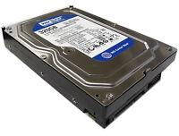 """Western Digital WD3200AAJS 320GB 8MB Cache 7200RPM SATA 3.0Gb/s 3.5"""" Hard Drive"""
