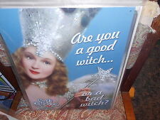 "12.5"" x 16"" Tin Sign (new) WIZARD OF OZ - ARE YOU A GOOD WITCH...OR A BAD WITCH"